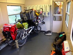 Train Arnhem, 1st attempt
