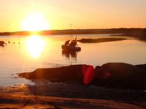 Stromstad Sunset